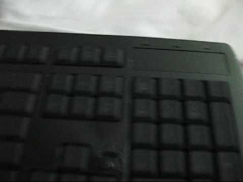 Unboxing Razer lycosa gaming keyboard
