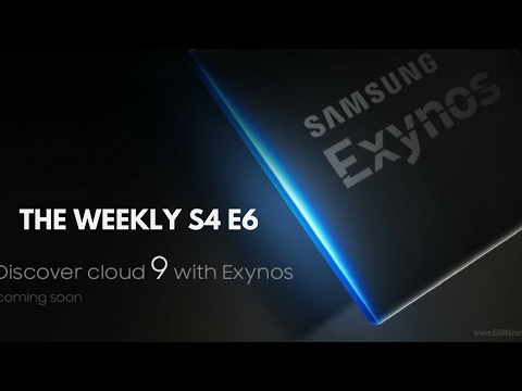 Verizon Unlimited, Exynos 9, T-Mobile+ Sprint: The Weekly S4E6