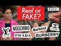 Tips For Spotting Genuine Designer Clothing Fake Britain BBC