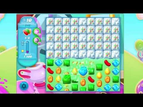 Candy Crush Soda Saga Level 346  No Boosters