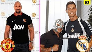 WWE Superstars & Their Favourite Football Club [HD]