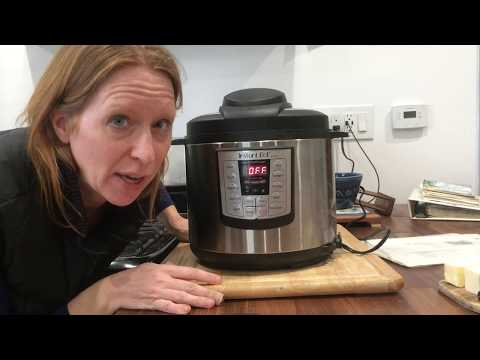 Instant Pot Basics: How the Machine is Put Together