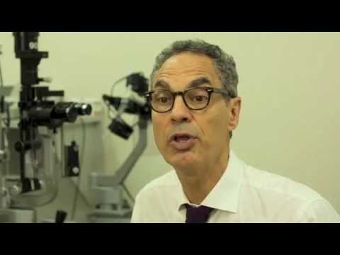 Testing for glaucoma - Dr Mark Jacobs Vision Eye Institute