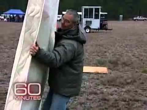 FLASHBACK Microwave Gun In Action (2008)