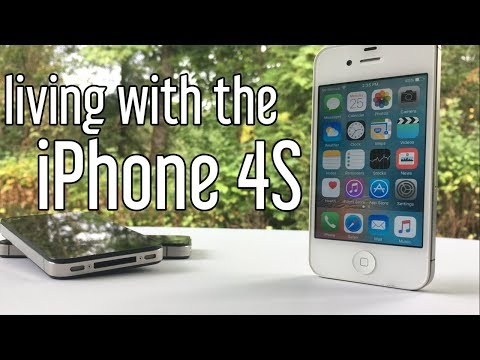 Living with the iPhone 4S in 2017! Obsolete?
