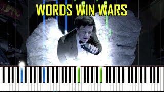 Avengers Theme [EASY Piano Tutorial] | Music Jinni