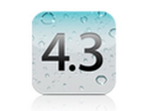 How to Get iOS 4.3 Official From Apple