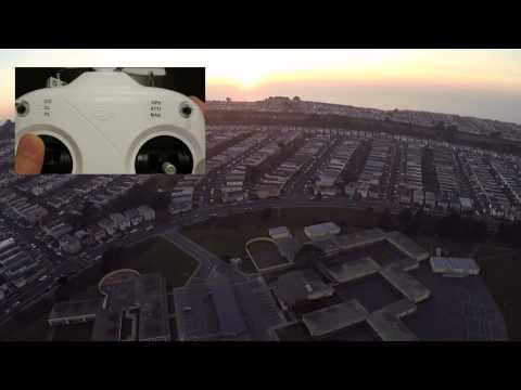 How to do Aerobatics inverted flips spins rolls stall & tricks with Phantom 2 Vision Plus- manual