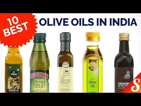 10 Best Olive Oil Brands in India with Price | Best Olive Oil for Health and Beauty
