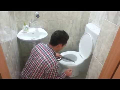 How to warm the toilet seat (hygienic)