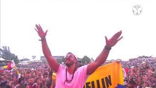 j balvin - loco contigo ( dj snake, tyga) LIVE