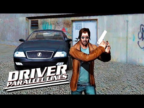 Driver: Parallel Lines - Gameplay Walkthrough - Mission #20: Guardian Angel