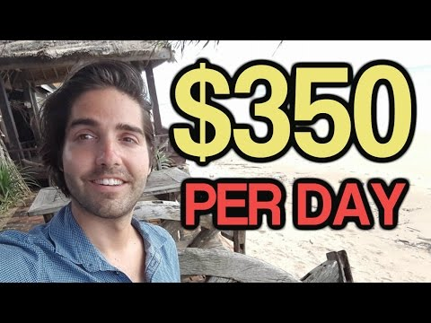 $350 PER DAY sending emails