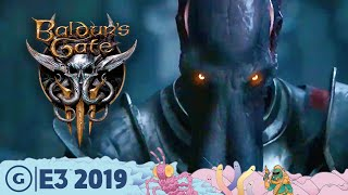 Is Baldur's Gate 3 Giving Players Too Much Freedom?   E3 2019