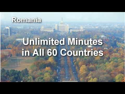 Vonage World - Unlimited Minutes to 60 Countries, Only $24.99