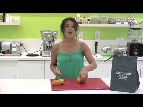 How to Peel & Eat Star Fruit : Healthy Diets With Fruits & Veggies