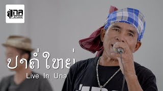UNA MUSIC   ປາຄໍ່ໃຫຍ່ Live In Una   ปลาค่อใหญ่ Live In Una