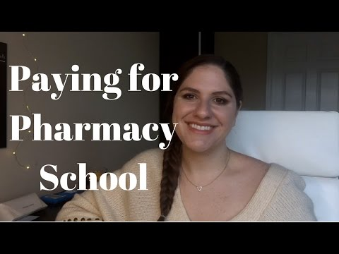 Quick Chit Chat | How I pay for Pharmacy School