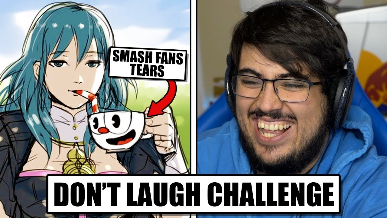 You Laugh You Lose - Salty Byleth Drama Memes