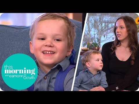 My Deaf Son Has Been Refused Cochlear Implants Because He's 'Not Deaf Enough' | This Morning