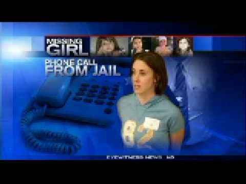 Part 2: JAIL PHONE CALL: Casey Talks To Mom, Brother, Friend In Call From Jail