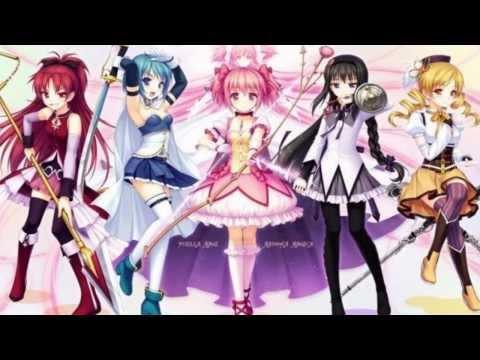 (ProCosplay)Cheap Puella Magi Madoka Magica Miki Sayaka Cosplay Costume