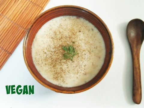 Healthy Oats Soup | Ayurvedic Cooking #4
