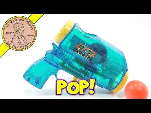 Sharp Shooter Ping Pong Ball Pop Gun, Imperial Toys
