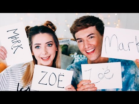 Most Likely To With Mark | Zoella