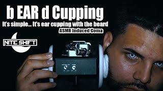 ASMR Beard Ear Cupping