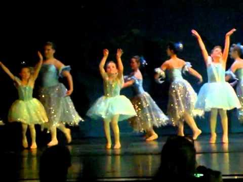 Lauren's Ballet Dance Rehearsal 2012