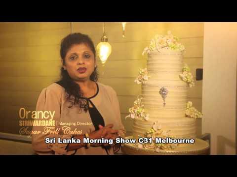 Sri Lanka Morning Show - Orancy (Cakes)