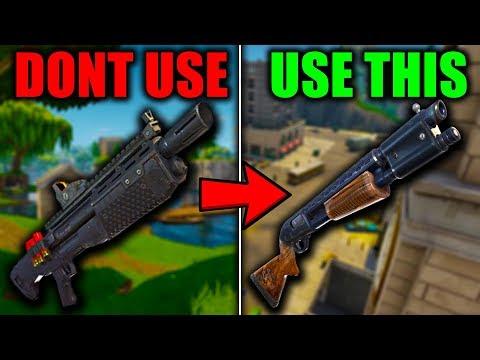 Fortnite: SHOTGUN GUIDE! Get MORE KILLS with Shotguns in Fortnite! (Fortnite Shotgun Tips)