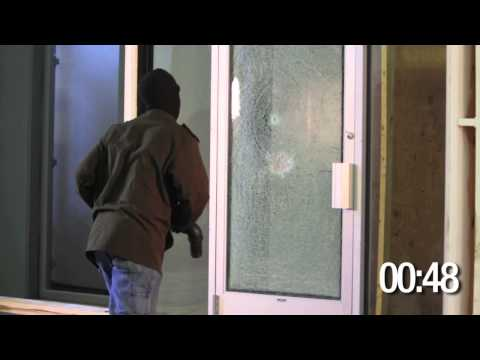 3M™ Safety & Security Film S140 Demonstration