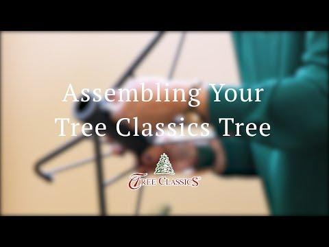 Assembling Your Regular Tree Classics Tree
