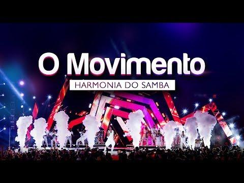 Harmonia do Samba - O Movimento | DVD Ao Vivo Em Brasília