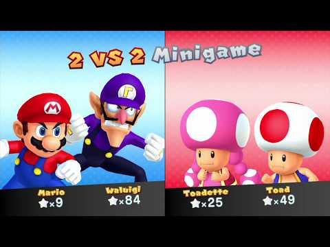 Mario Party 10 - Mario Party Mode - Chaos Castle #48 (2 Player - Master Difficulty)