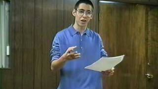 Freaks And Geeks Audition Bill Haverchuck martin Starr