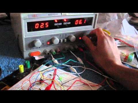 Modified Window Comparator Circuit