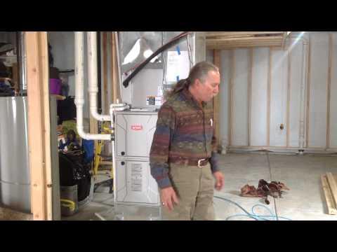 Castle Rock Basement Finishing Project: Video 1