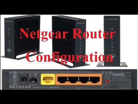 How to Install a NETGEAR Wireless N-Router with the Installation Assistant in bangla