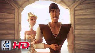 "CGI 3D Animated Short: ""Tout Conte Fait"" - by ESMA"