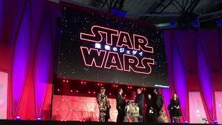 STAR WARS 最後のジェダイ ジャパンプレミア