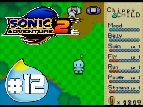 Sonic Adventure 2 Battle - Chao Garden - Part 12 - PakVim