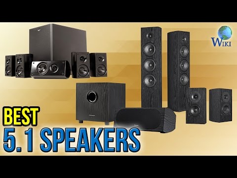 10 Best 5.1 Speakers 2017
