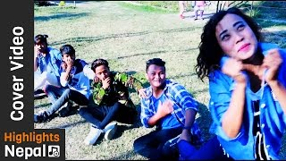 Lyang Lyang Cover Dance by The Wild Movement Crew   New Nepali Movie Romeo Song   Contestant No 12