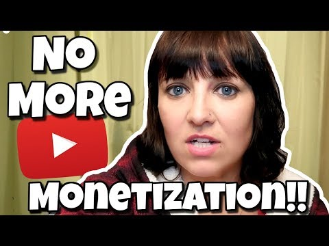 YouTube Is Removing ALL Monetization! | Partner Program Changing!!  | I Am Kristin📍