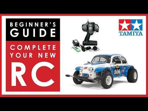 RC beginners guide - what you will need to complete your RC car build