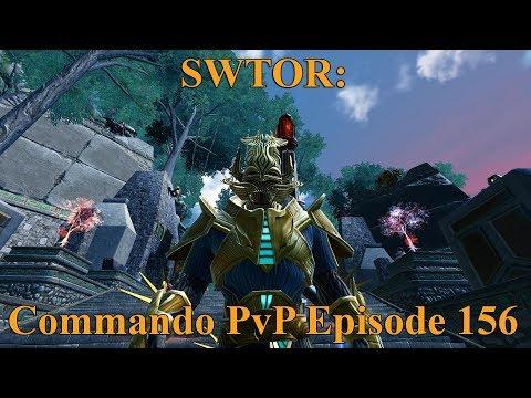 SWTOR: Gunnery Commando PvP Episode 156 (Level 70)