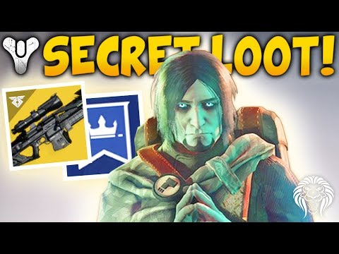 Destiny 2: NEW SECRET QUEST & FACTION LOCKS! Black Spindle Update, Exclusive Loot & New Currency